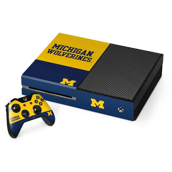 Shop University of Michigan Xbox Gaming Skins