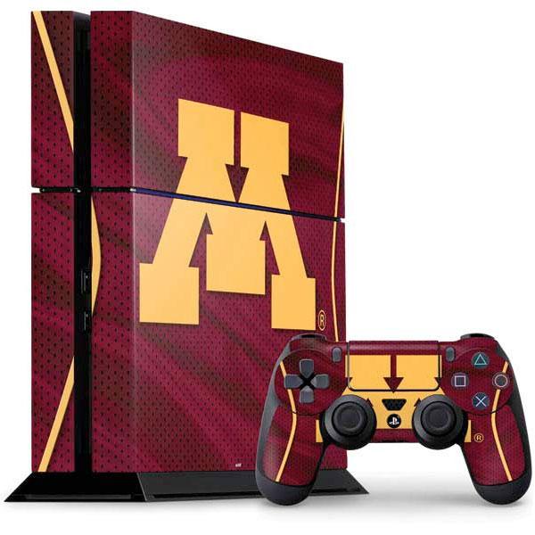Shop University of Minnesota PlayStation Gaming Skins