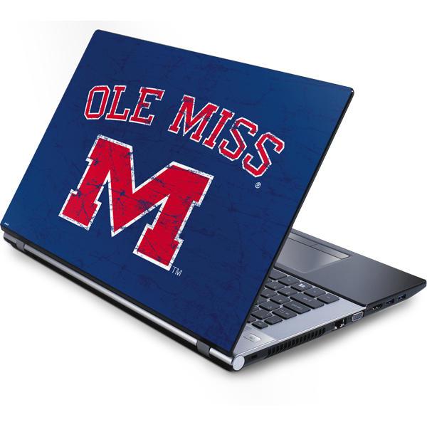 Shop University of Mississippi Laptop Skins