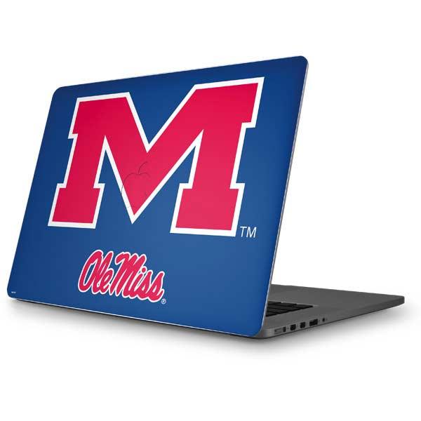 Shop University of Mississippi MacBook Skins