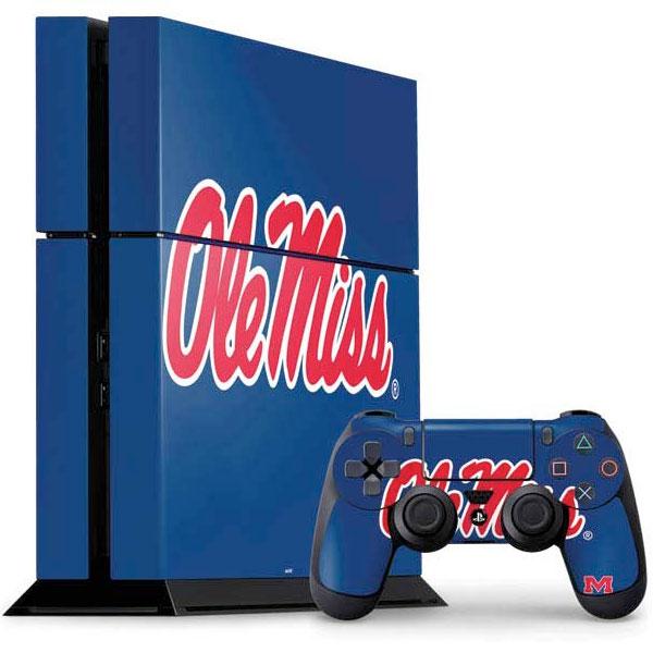 Shop University of Mississippi PlayStation Gaming Skins
