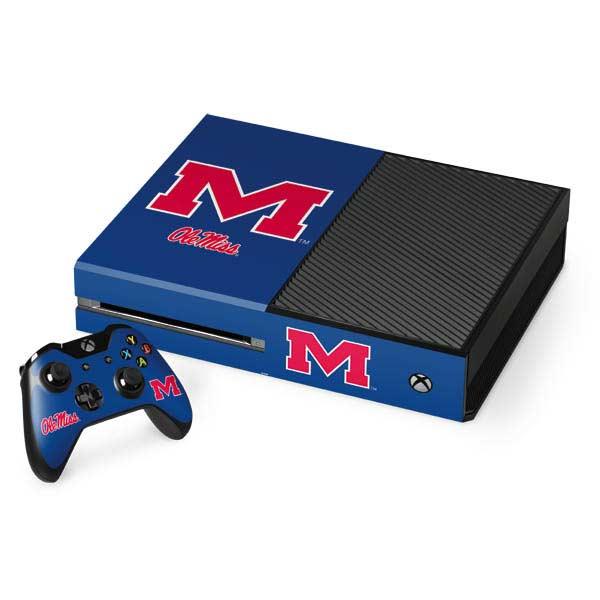 Shop University of Mississippi Xbox Gaming Skins