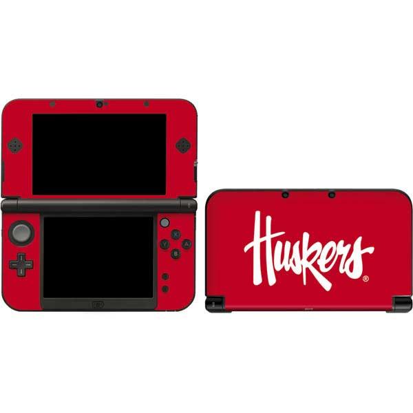 University of Nebraska Nintendo Gaming Skins
