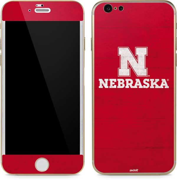 University of Nebraska Phone Skins