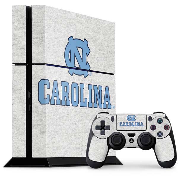 Shop University of North Carolina PlayStation Gaming Skins