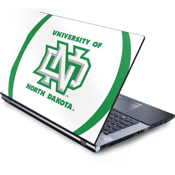 University of North Dakota Laptop Skins
