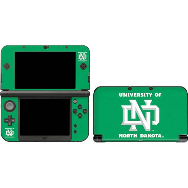 University of North Dakota Nintendo Gaming Skins