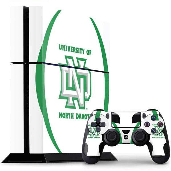 Shop University of North Dakota PlayStation Gaming Skins
