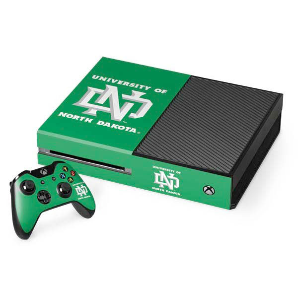 University of North Dakota Xbox Gaming Skins