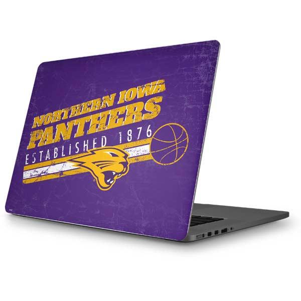 Shop University of Northern Iowa MacBook Skins