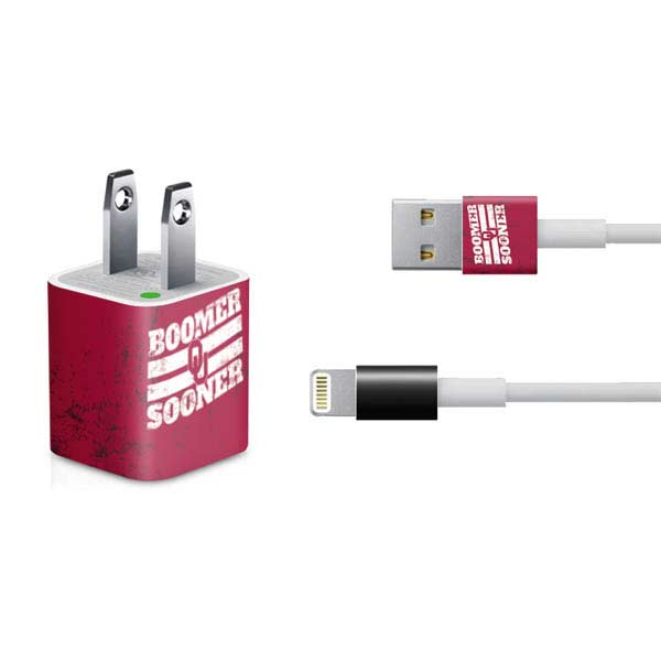 Shop University of Oklahoma Charger Skins