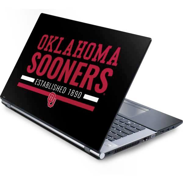 Shop University of Oklahoma Laptop Skins