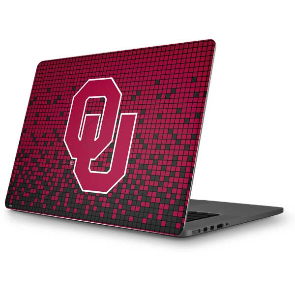Shop University of Oklahoma MacBook Skins