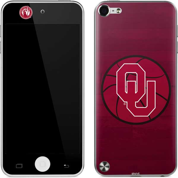 Shop University of Oklahoma MP3 Skins