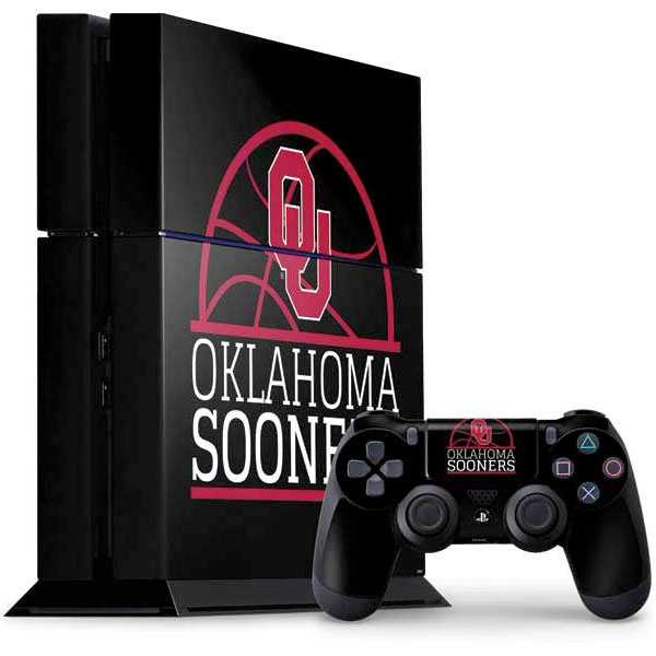 Shop University of Oklahoma PlayStation Gaming Skins