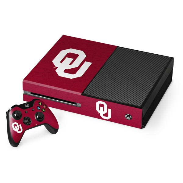 Shop University of Oklahoma Xbox Gaming Skins