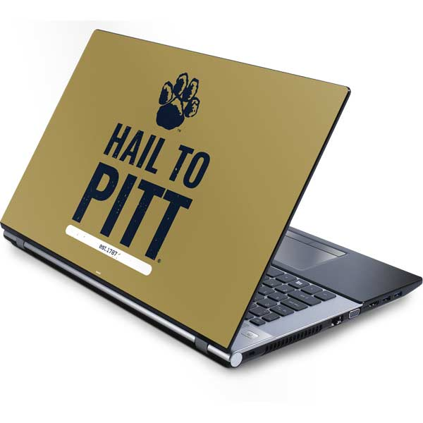 Shop University of Pittsburgh Laptop Skins