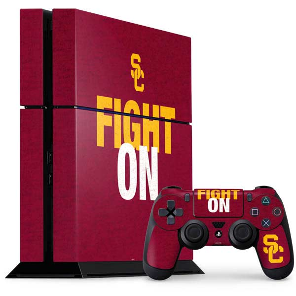 Shop University of Southern California PlayStation Gaming Skins