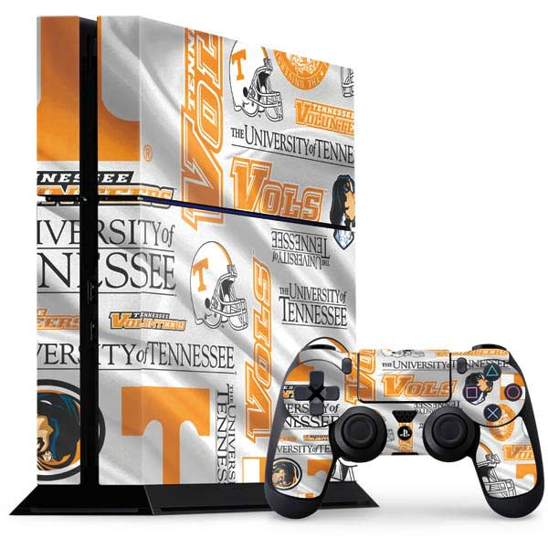 Shop University of Tennessee, Knoxville PlayStation Gaming Skins