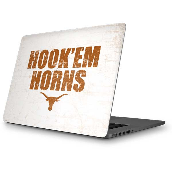 University of Texas at Austin MacBook Skins