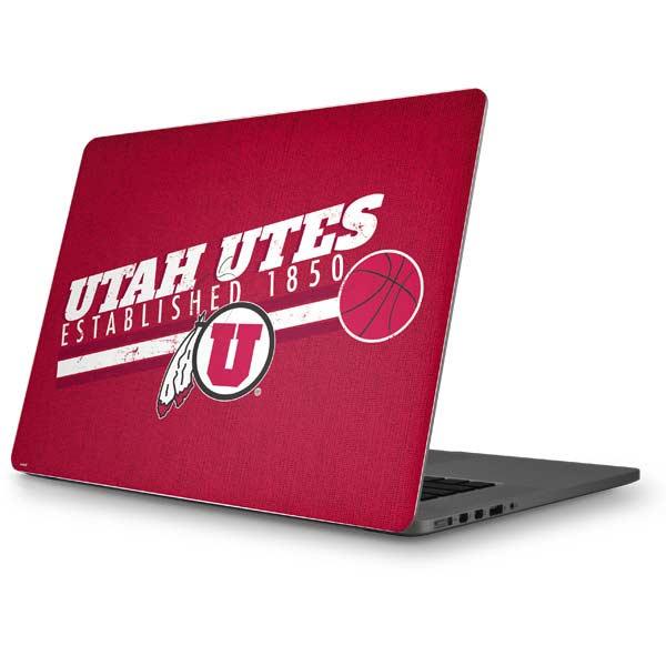 Shop University of Utah MacBook Skins
