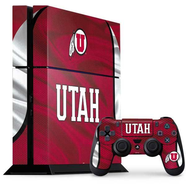 Shop University of Utah PlayStation Gaming Skins