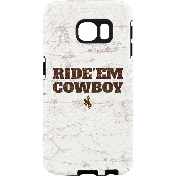 Shop University of Wyoming Samsung Cases
