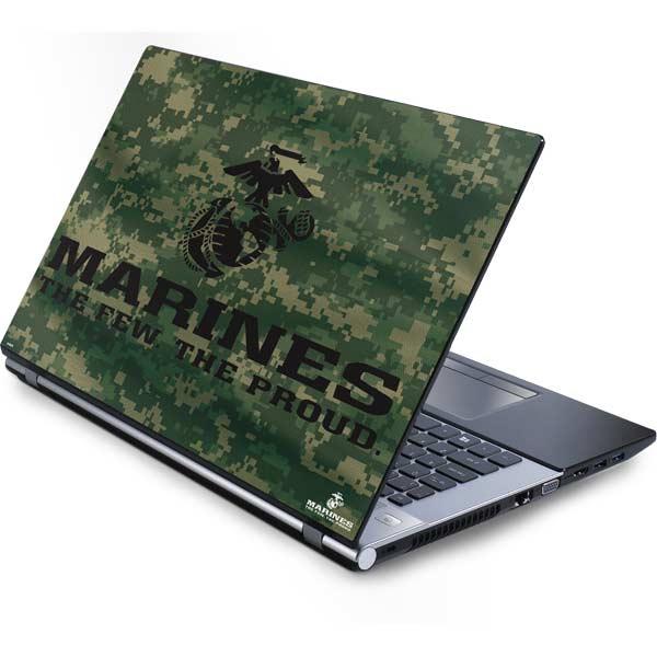 US Marine Corps Laptop Skins