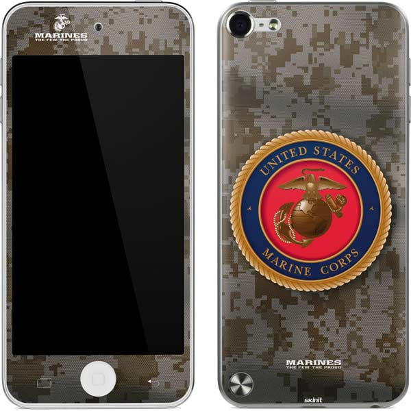 Shop US Marine Corps iPod Skins