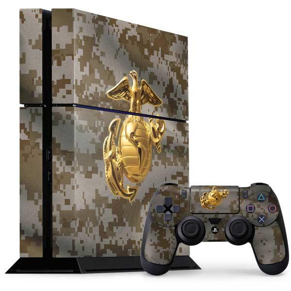 US Marine Corps PlayStation Gaming Skins