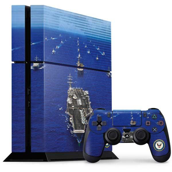 US Navy PlayStation Gaming Skins