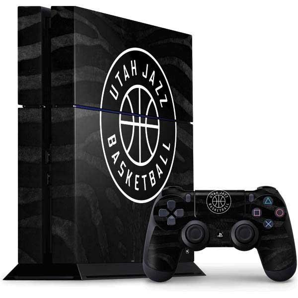 Shop Utah Jazz PlayStation Gaming Skins