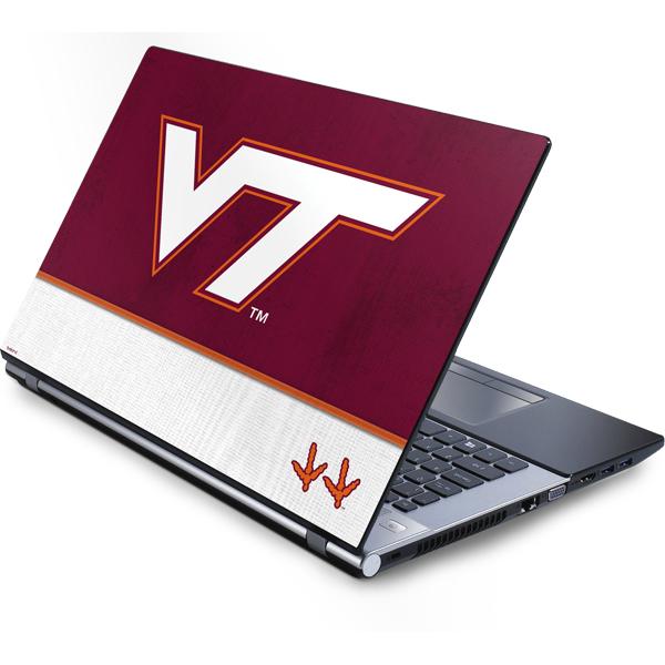 Shop Virginia Tech University Laptop Skins
