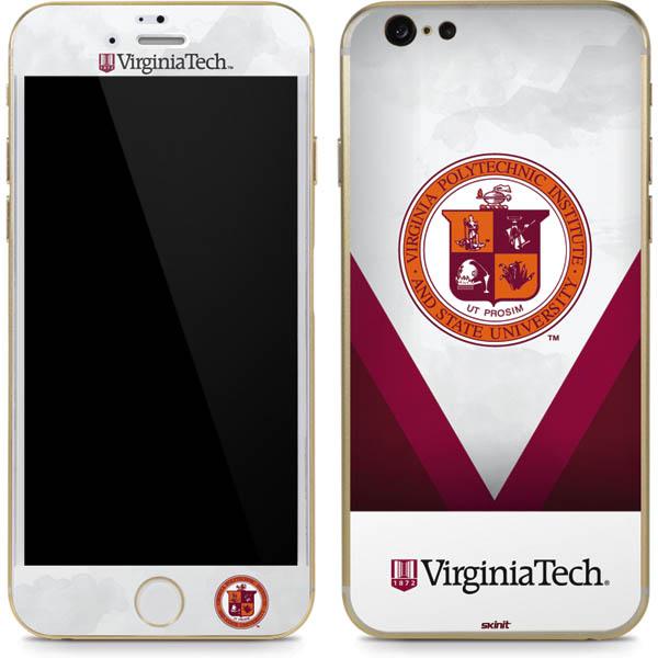 Shop Virginia Tech University Phone Skins
