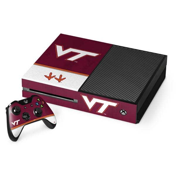 Shop Virginia Tech University Xbox Gaming Skins