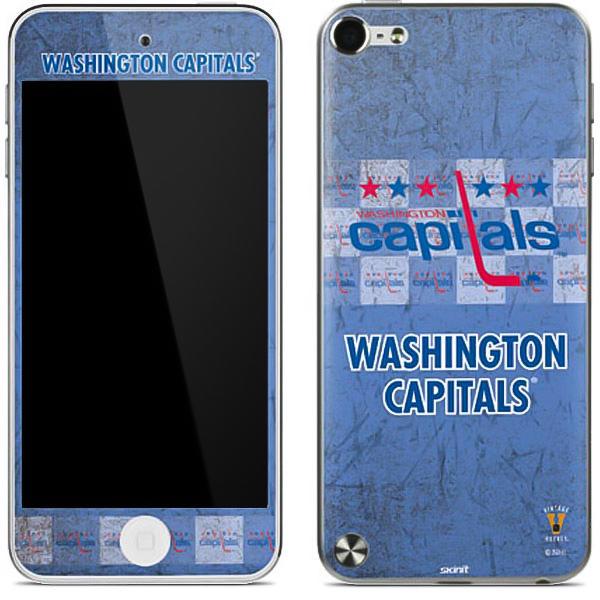 Washington Capitals MP3 Skins