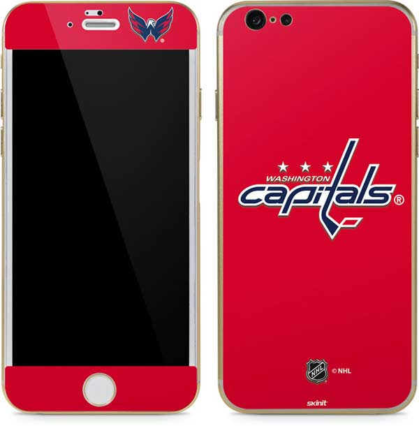 Washington Capitals Phone Skins