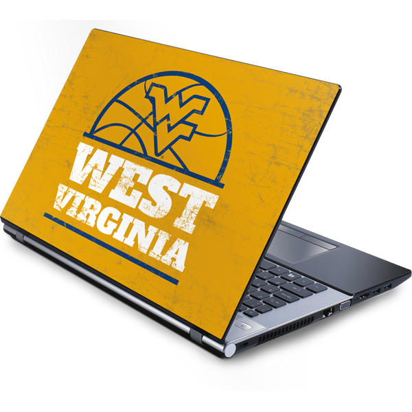 Shop West Virginia University Laptop Skins