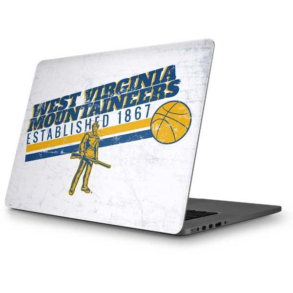 Shop West Virginia University MacBook Skins