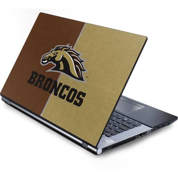 Shop Western Michigan University Laptop Skins