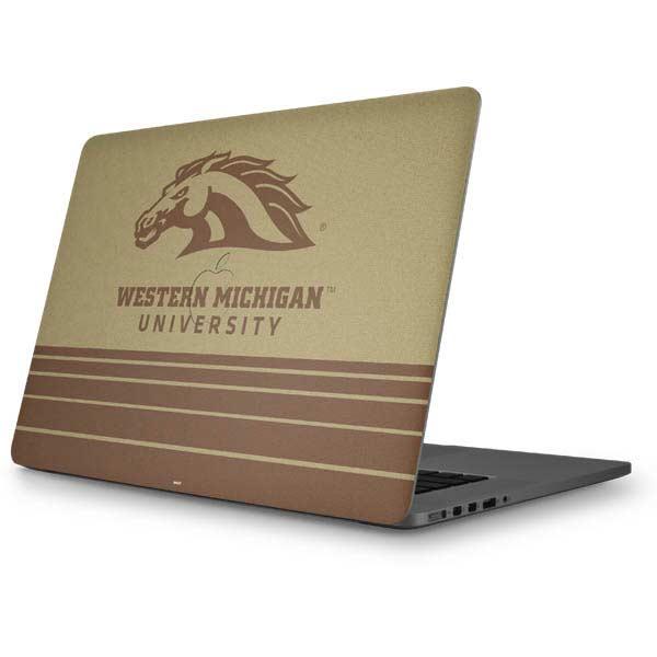 Shop Western Michigan University MacBook Skins