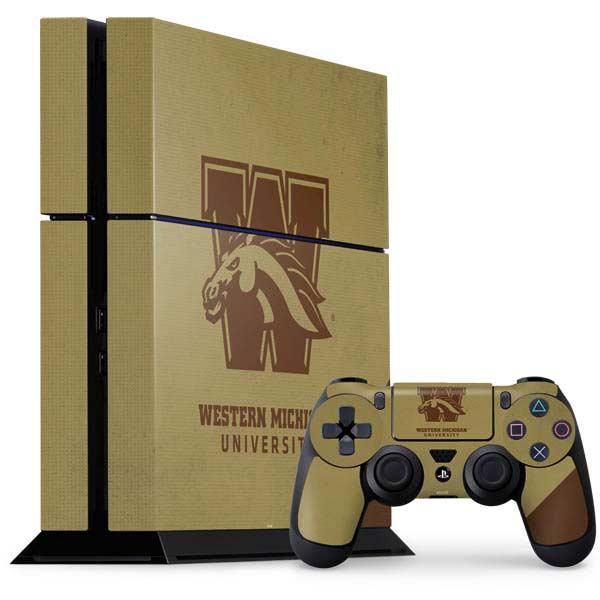 Shop Western Michigan University PlayStation Gaming Skins