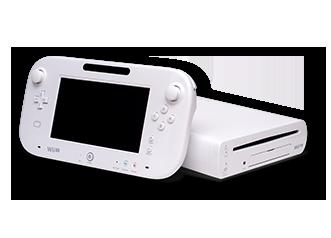 Wii U (Console + 1 Controller)