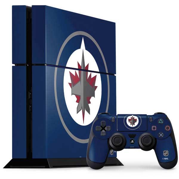 Winnipeg Jets PlayStation Gaming Skins