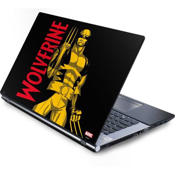 Shop Wolverine Laptop Skins