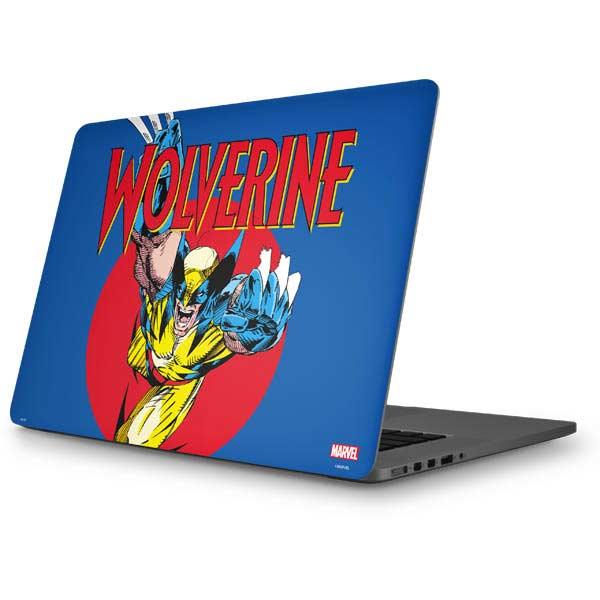 Shop Wolverine MacBook Skins