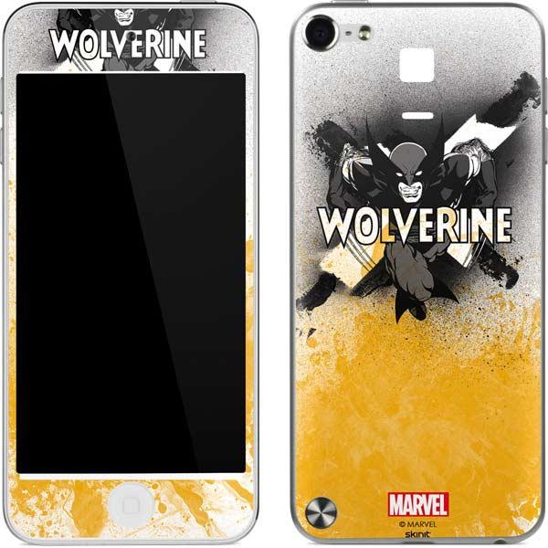 Shop Wolverine MP3 Skins