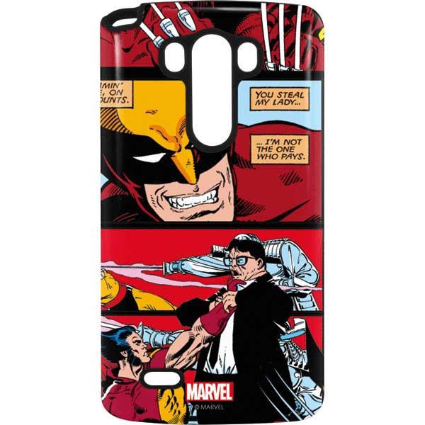 Wolverine Other Phone Cases