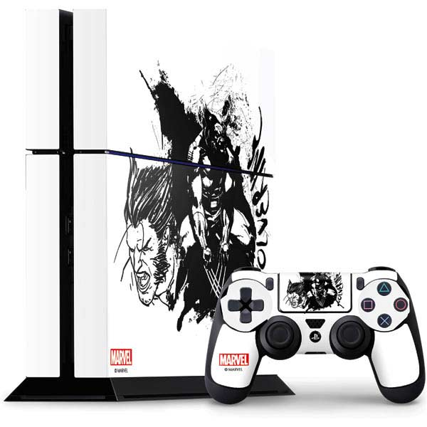 Wolverine PlayStation Gaming Skins