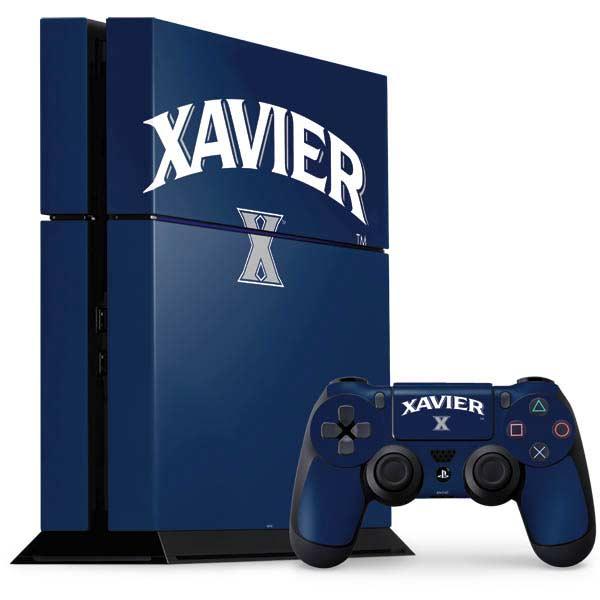 Shop Xavier University PlayStation Gaming Skins